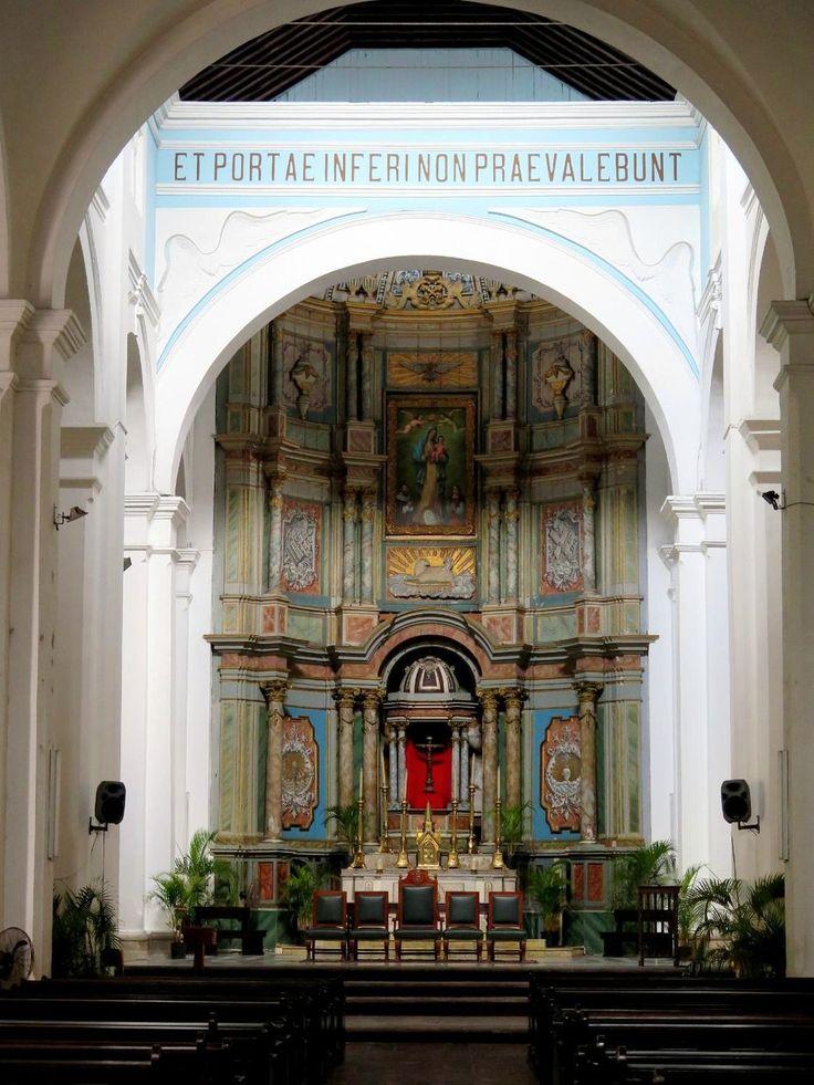 Basilica Metropolitana de Santa Maria la Antigua - Review of Cathedral at Old Panama, Panama City, Panama - TripAdvisor: