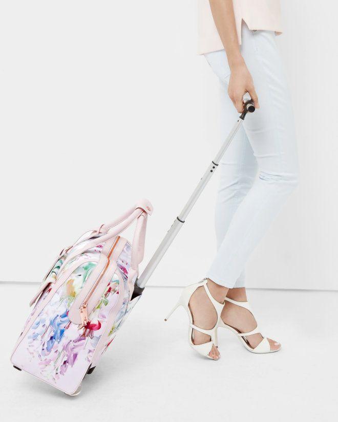 Hanging Gardens travel bag - Baby Pink | Bags | Ted Baker UK