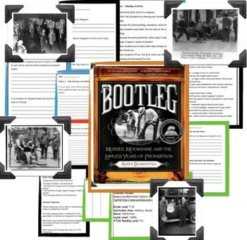 Bootleg Murder Moonshine And The Lawless Years Of Prohibition