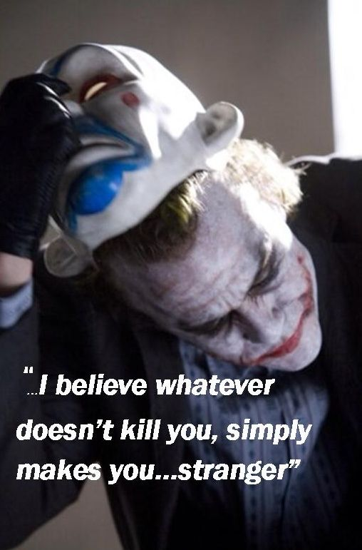 'Superhero' month: Batman quote of the day