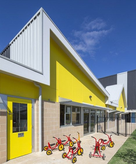 Dallas Brooks Community Primary School By McBride Charles Ryan Mirrors The  Local