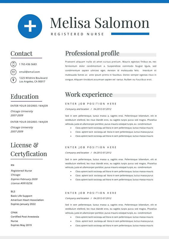 Pin On Creative And Professional Resume Templates