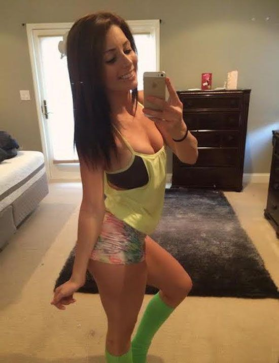 Matchless topic, Las vegas hot girl selfie opinion you
