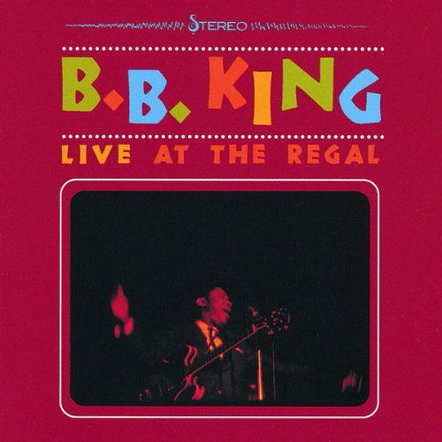 Everything Riley B King does on this album is perfect.