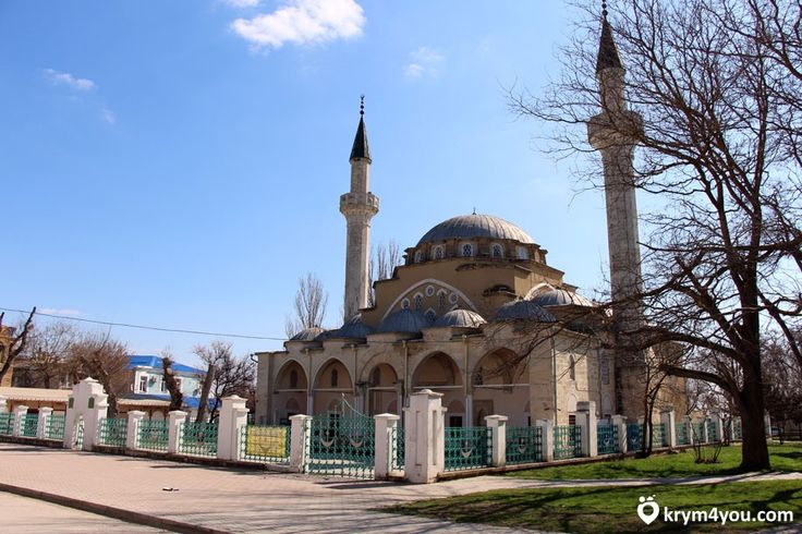 Евпатория. Крым