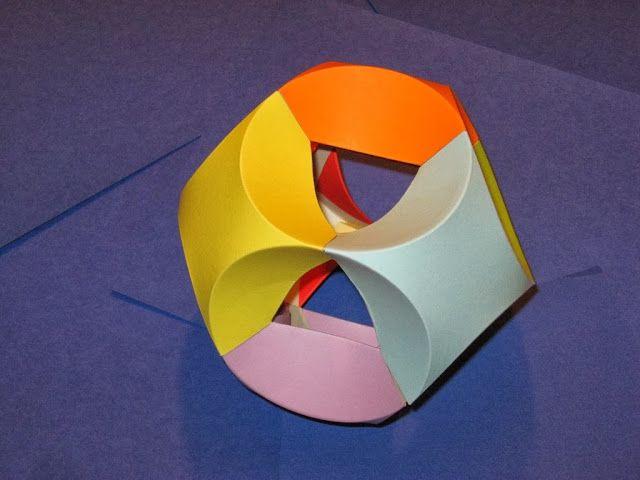 фрактал кусудама схемы - Поиск в Google
