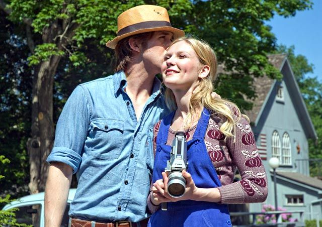 Ryan Gosling ~Kirsten Dunst  All Good Things,  2010. Creeeeeepy movie