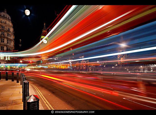 London Bus Parliamentary U Turn {Explored 23 Dec11 #6}