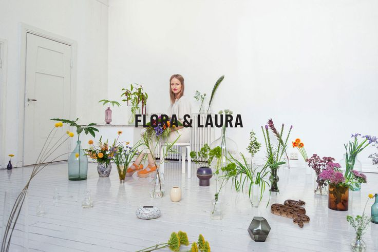 Flora & Laura – The flower shop that doesn't exist