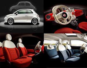 Detail New Fiat 500