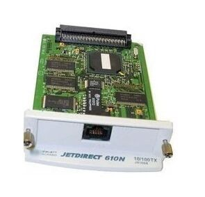 JetDirect 610N J4169A 10/100tx Ethernet Internal Print Server Network Card for printer part and designjet plotter #Affiliate