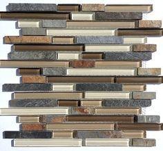 Mineral Tiles - Real, lightweight sticky tiles for RV backsplashes