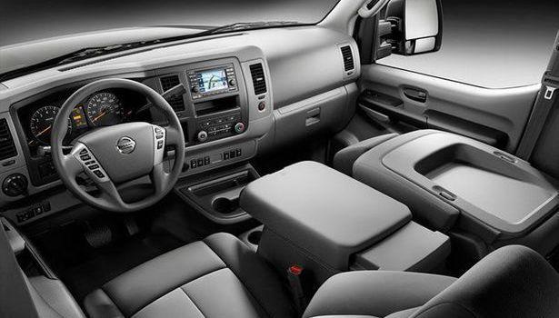 2016 Nissan Frontier - interior