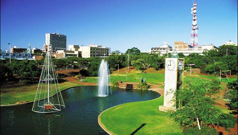 Polokwane- capital of Limpopo