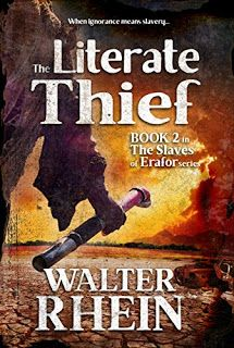 S E Lindberg: The Literate Thief - Review By SE