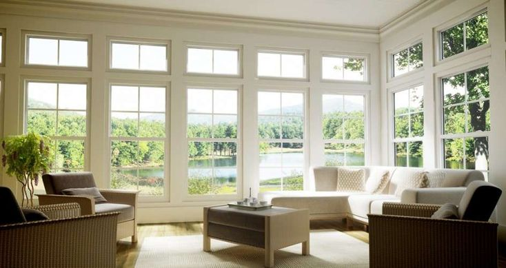 The ultimate combination of traditional styling and current technology, double-hung tilt windows feature tilt-in sashes for easy cleaning as well as design that complements any décor. Description from brockwindows.com. I searched for this on bing.com/images