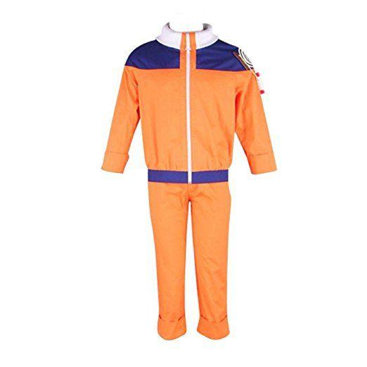 Naruto Cosplay Costume Uzumaki 1st Medium Buy Now Amzn