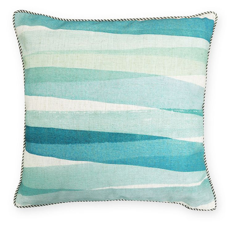 Madras Link Biscay Cushion