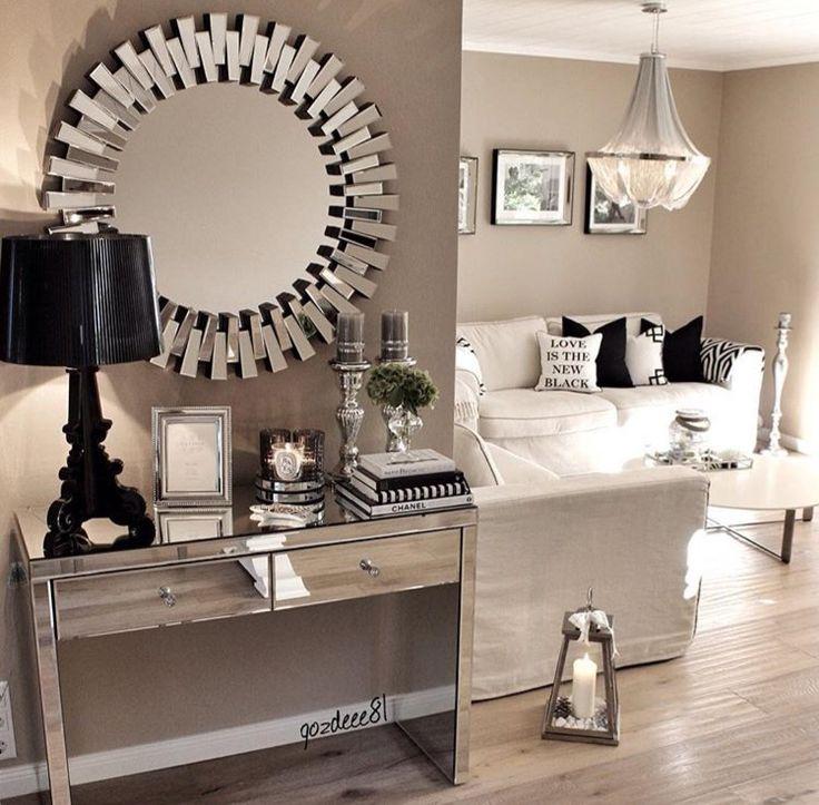 Espejos decocac pinterest espejo recibidor y entrada for Espejos hall entrada