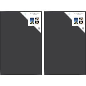 Poster Frame, Set of 2, in purple