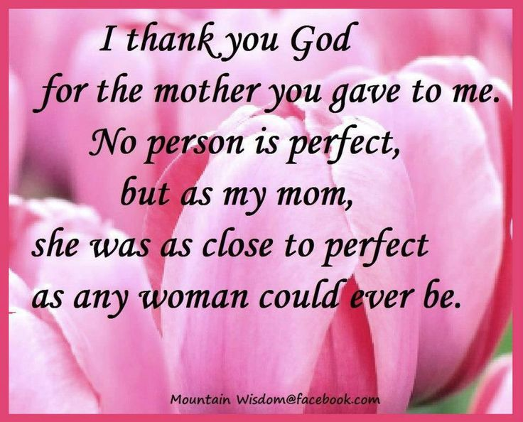 So Thankful For My Mom Quotes: 84 Best Images About Mother's Day On Pinterest