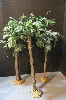 Palm Tree Set, set of 3,  51108.