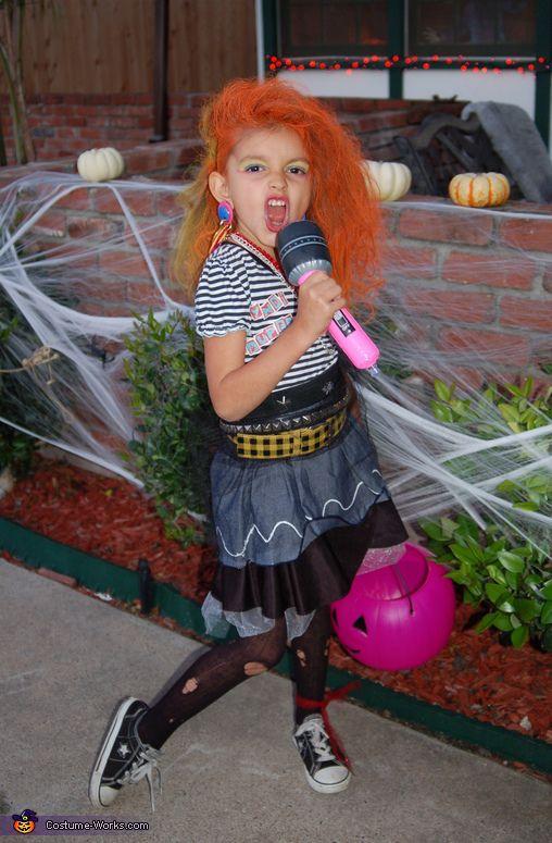 Cyndi Lauper - 2013 Halloween Costume Contest