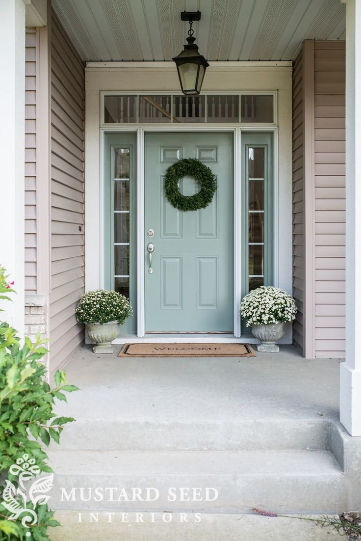 best front door paint colors and inspiration images on pinterest