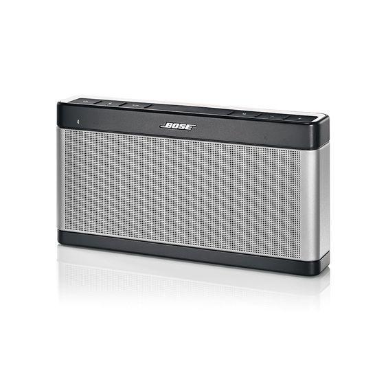 Enceinte Bluetooth® Bose® SoundLink® III