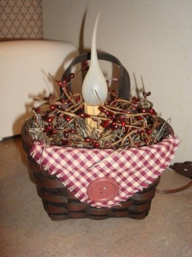 I have 2 baskets to make into this.