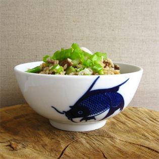 Das Rezept von Kimiko Barber aus ihrem Einsteiger-Kochbuch Die japanische Küche ist zu meinem geliebten Wochentag-Rezepten avanciert, insbesondere wenn der Kühlschrank Reis-Überbleibsel bereithält.…