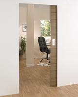 iMpero architrave free pocket door gear for frameless glass doors £517.10 inc VAT