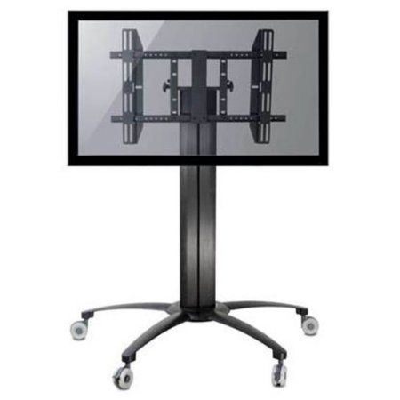 TygerClaw Mobile TV Stand for 32 inch-55 inch Flat Panel TV