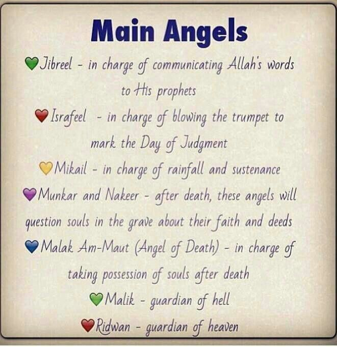 Main Angels