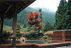 Kurama Onsen Hot Spring