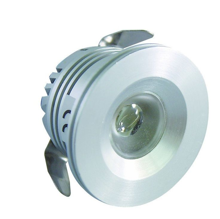 LED Cabinet Light - 1 Watt LED Downlight  #ledlights #led #futurelightledlightssouthafrica #futurelight