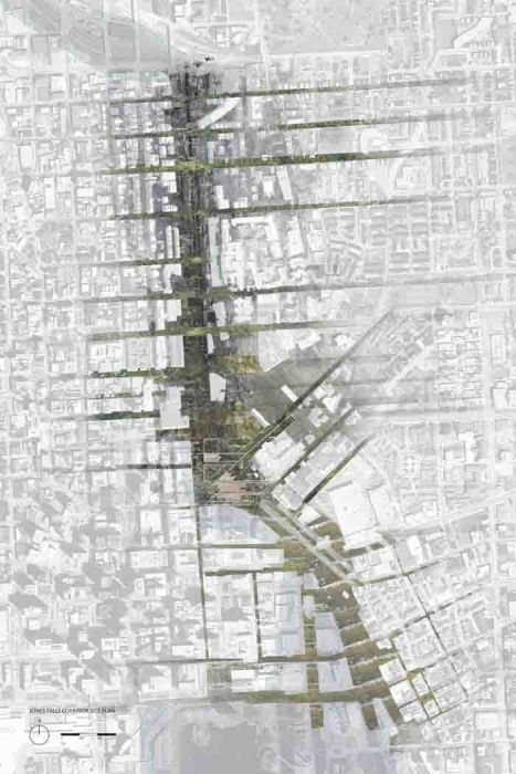 ParadoXcity Baltimore at Infill Philadelphia: Soak It Up! | University of Virginia: School of Architecture: