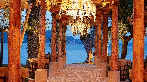 Luxury resorts in Corfu #daphnilabay #daphnilabaythalasso #grecotel #corfu #greekislands