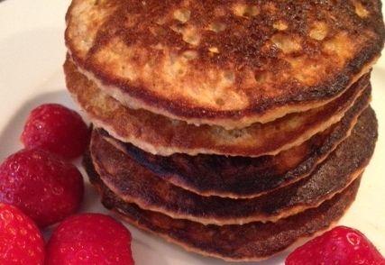Havermoutpannenkoekjes Met Banaan recept | Smulweb.nl