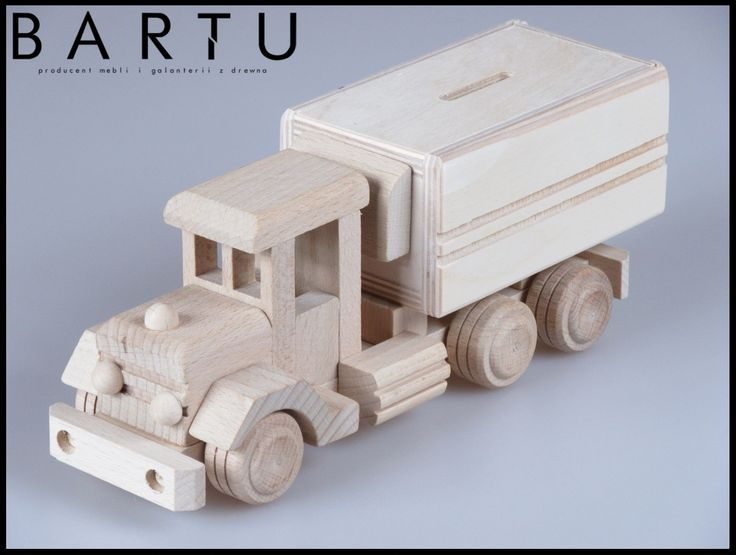 Drewniane zabawki wracają do łask – nowa oferta!!!  http://allegro.pl/tir-skarbonka-drewniany-samochod-auto-zabawka-eko-i6174142724.html
