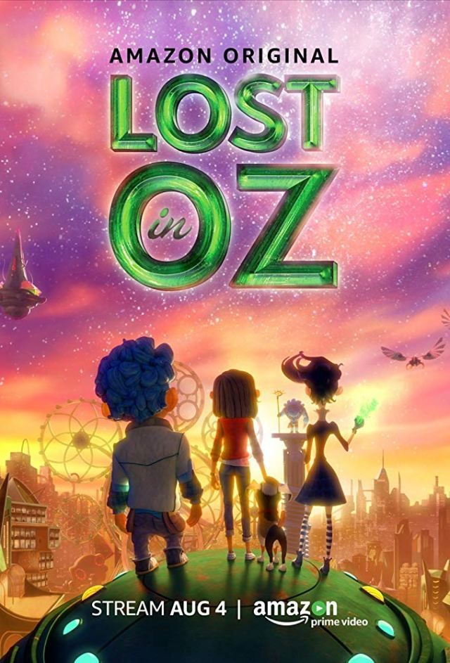 Lost in Oz S01E01 Hindi Dubbed 720P | Dog Movie HD | Watch