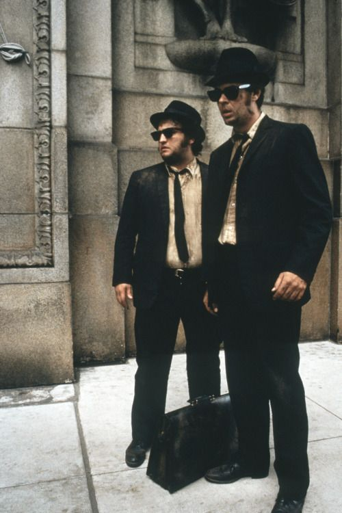 "The Blues Brothers: Joliet"" Jake Blues and Elwood Blues"