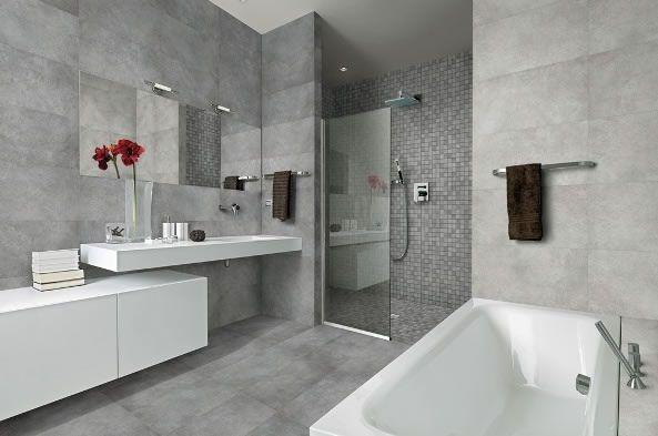 Concrete Tiles Sydney Bathroom | Bathroom | Pinterest | See Best Ideas  About Concrete Tiles And Concrete