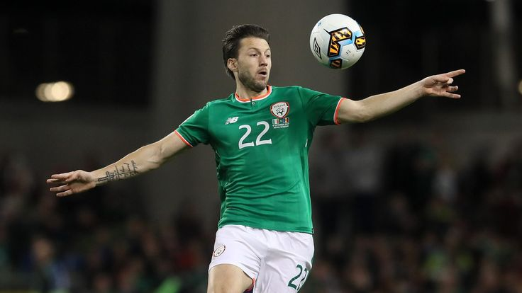 Harry Arter hopeful Ireland pair Hendrick and Ward will be fit to… #News #Denmark #FIFAWorldCupEuropeanQualifying #Football #HarryArter