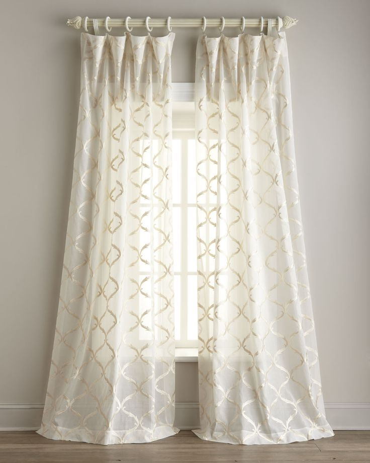 9 Best Images About Sheer Curtains For Delicate Lights And