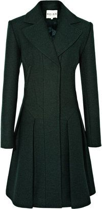 ReissLeo Fit and Flare Coat