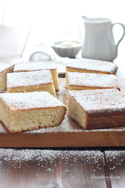 torta samoa al latte di cocco