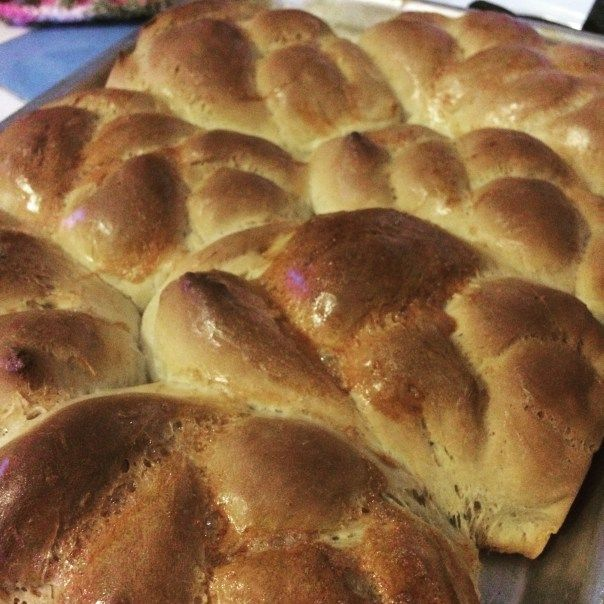 This amazing Swiss zopf bread recipe takes less than two hours. Imagine pulling these out of your oven tonight! Plus, it's sugar free.