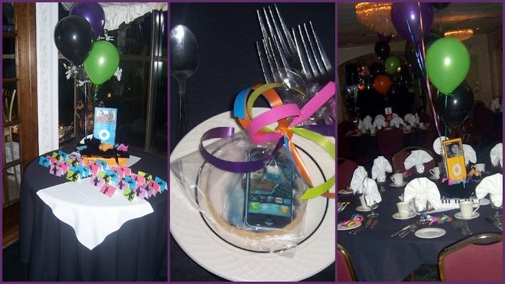30th Birthday Surprise: The Ultimate Apple iPhone Themed Birthday Party!