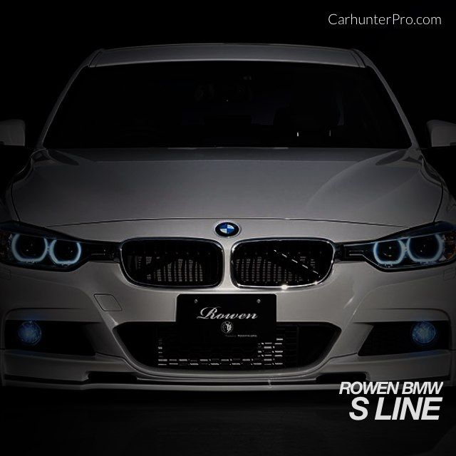 BMW 320i S-Line tuned by Rowen Japan http://www.carhunterpro.com/photo/T6k0nuOGik